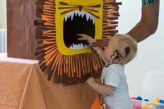 2.Kinderfest des Hörzentrums der HNO-Univ.-Klinik Düsseldorf