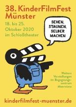 Auf nach Münster: Das 38. KinderFilmFest im Schloßtheater wird erstmals in diesem Jahr bei etlichen Veranstaltungen durch Gebärdensprachdolmetscher oder technische Unterstützung barrierefrei sein.