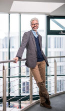 Prof. Dr. Tobias Esch Foto: Lukas Schulze