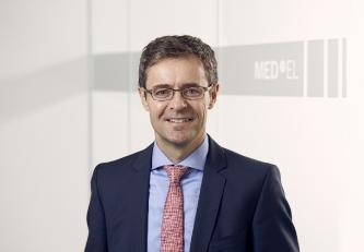 MED-EL Deutschland-Geschäftsführer Gregor Dittrich