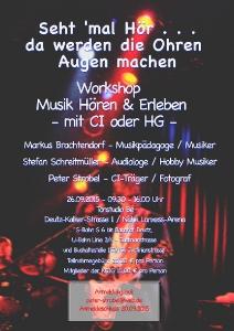 Musikworkshop - Bild: KCIG e.V.
