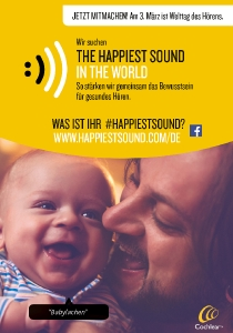 The Happiest Sound in the World