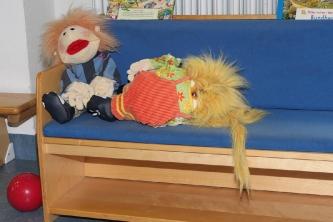 Die Puppen tanzen nicht ;-)