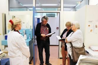 Die Redaktion zu Besuch in der Uni Göttingen_12