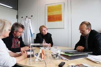 Die Redaktion zu Besuch in der Uni Göttingen_23