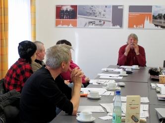 Pressearbeit, Workshop mit Harald Wiegand_12