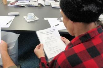 Pressearbeit, Workshop mit Harald Wiegand_13