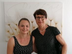 Isabelle Wientzek erhält das Cochlear Graeme Clark Stipendium 2019 _8