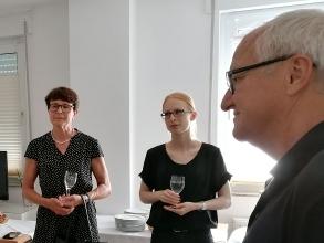 Isabelle Wientzek erhält das Cochlear Graeme Clark Stipendium 2019 _9