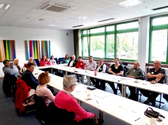 Seminar Recht für Selbsthilfegruppen