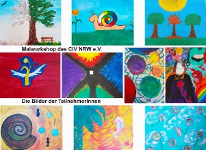 Malworkshop des CIV NRW e.V. Fotos A und U Springorum_58