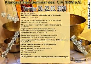 Seminare CIV NRW