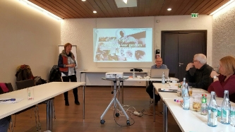 DCIG Vorstandssitzung in Augsburg Nov 16